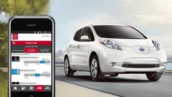 Nissan disables Leaf app after car hack risk revealed online