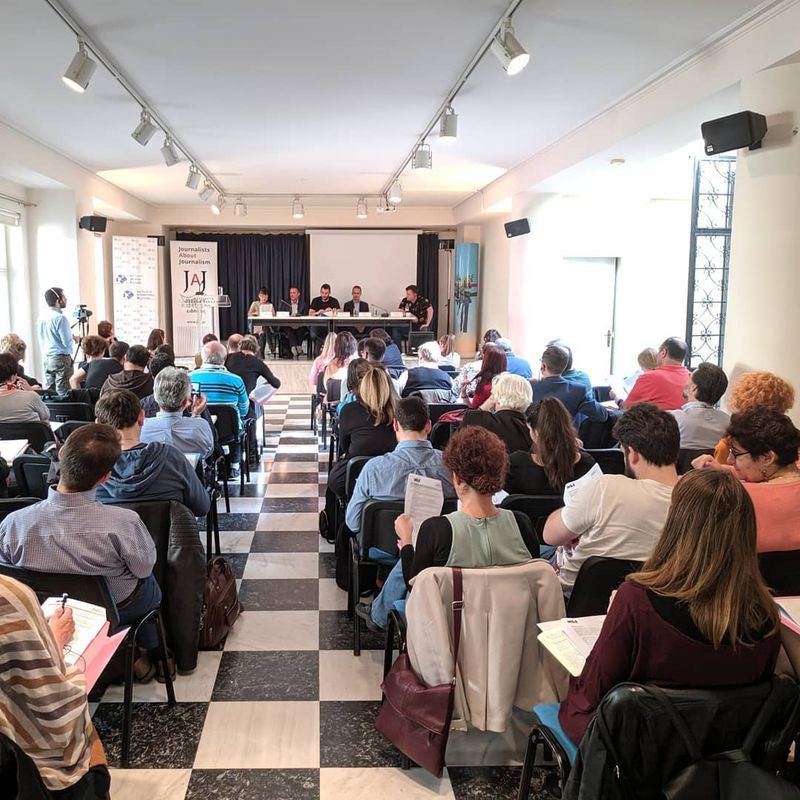 Disinformation in Cyberspace Media literacy meets Artificial Intelligence (15/11/2019, Athens)
