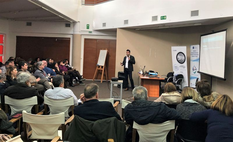 GDPR and Data Protection Workshop (14/02/2020, Chania)
