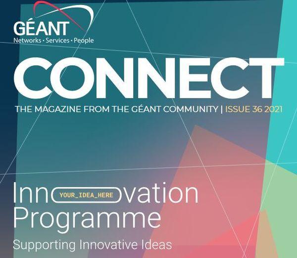 CAP-A project @ CONNECT magazine
